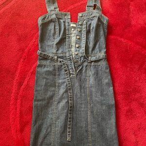 Jackpot Jeans Knee Length Dress. Size 34 EU